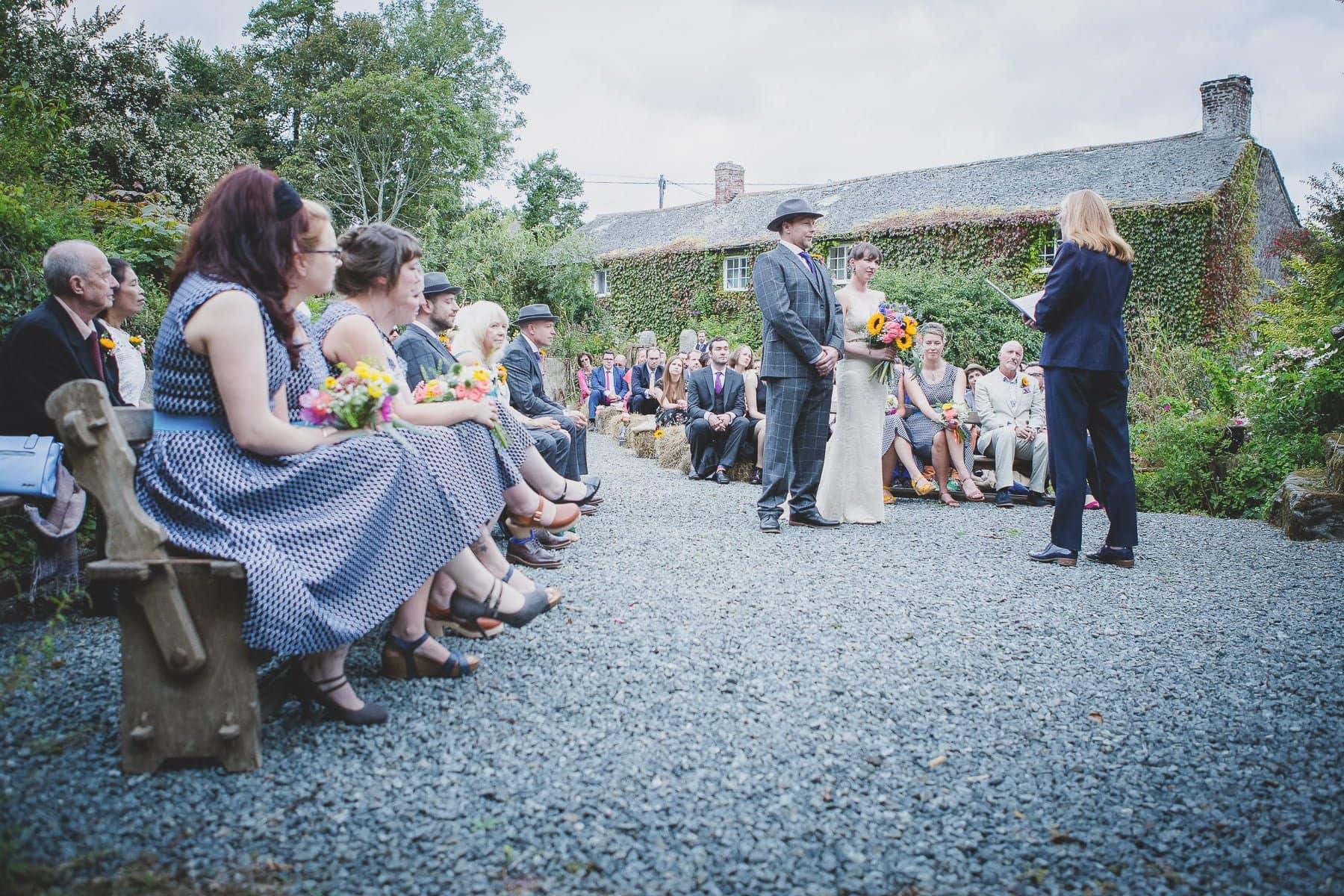 Cornish Camels Wedding