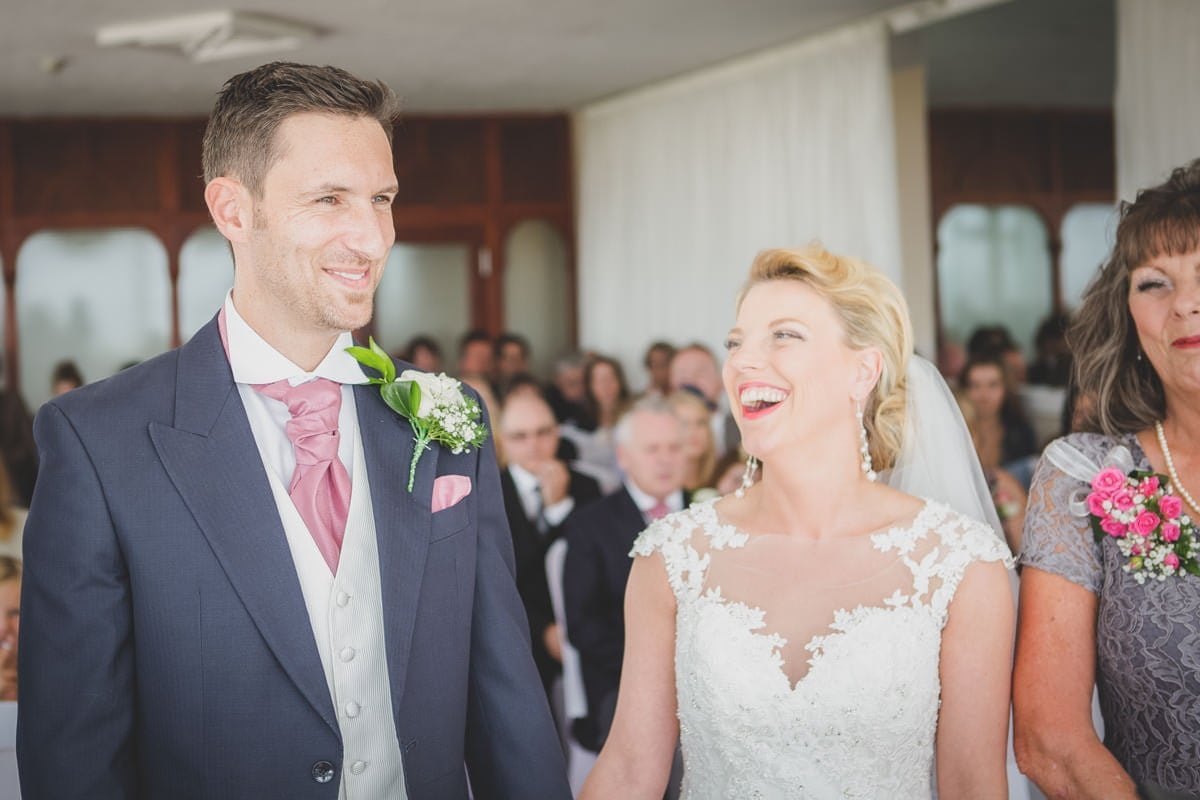 Falmouth Hotel Wedding - Victoria & James