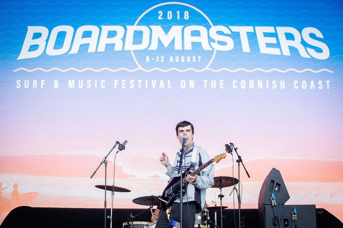 The Rezner Boardmasters Festival