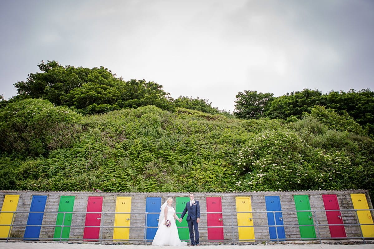 St Ives Wedding Photographer | Michelle & Andrew