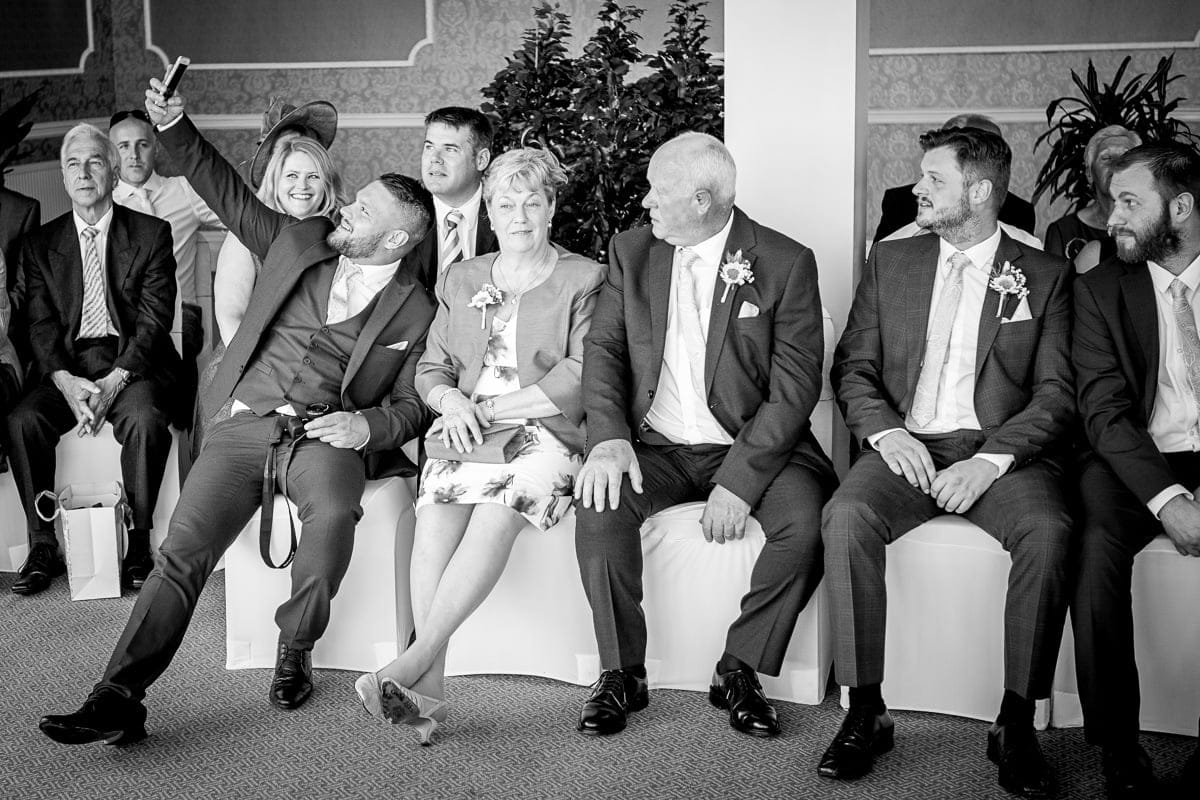 St Ives Wedding Photographer   Michelle & Andrew