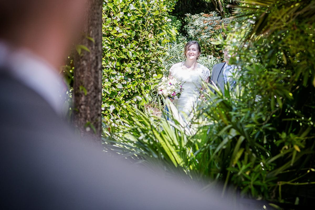 Lamorran Gardens Wedding
