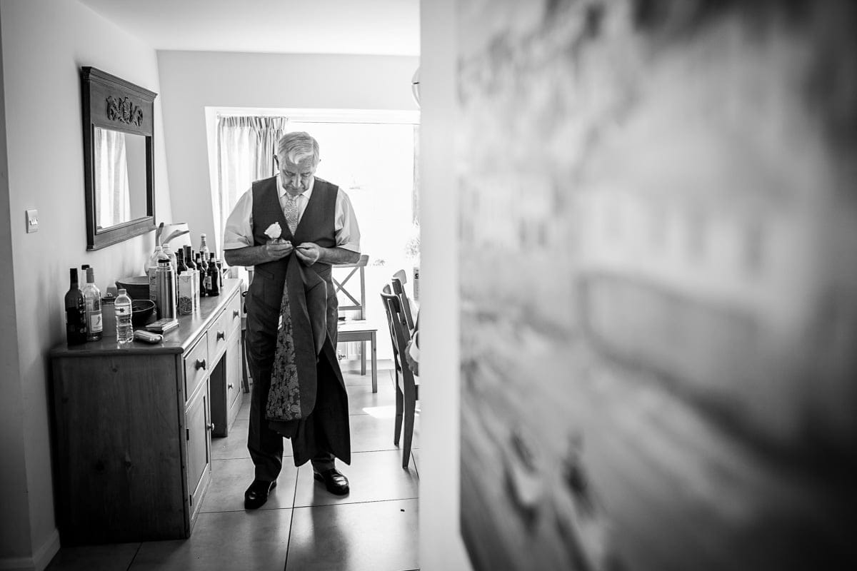 St Mawes Wedding Photographer
