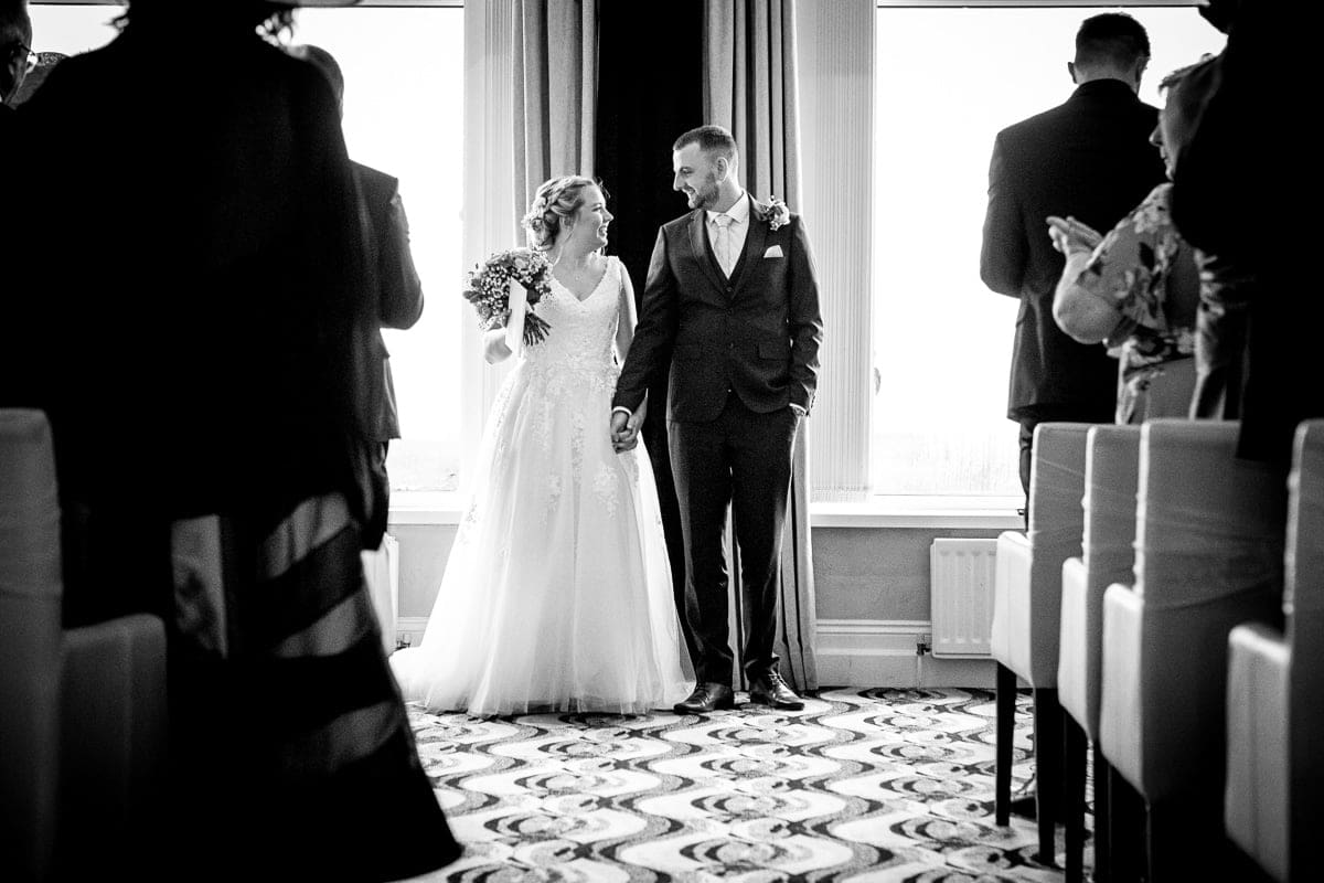 Carlyon Bay Hotel Wedding