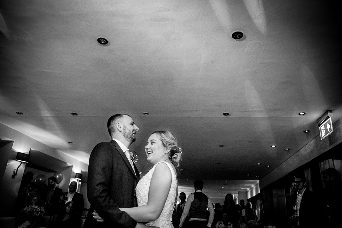 Carlyon Bay Hotel First Dance
