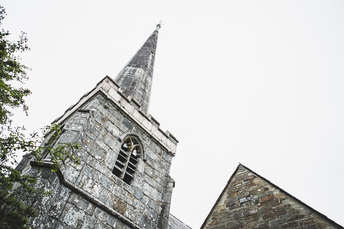 St Agnes Church Wedding