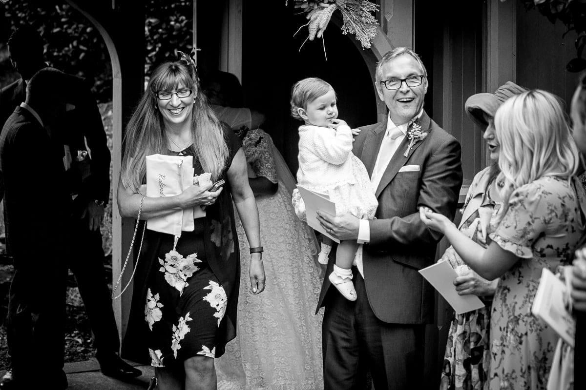 St Agnes Church + Greenbank Hotel Wedding