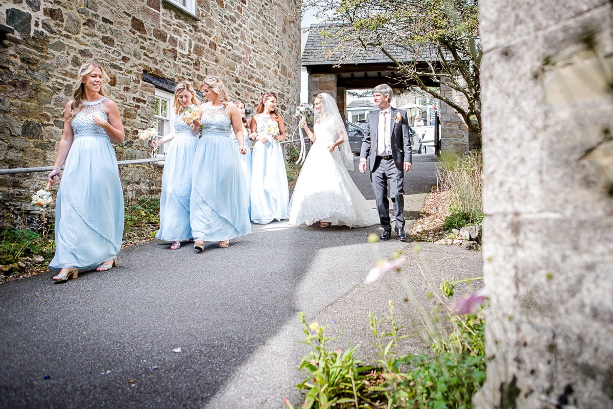 st ives harbour hotel wedding - rachel & jamie