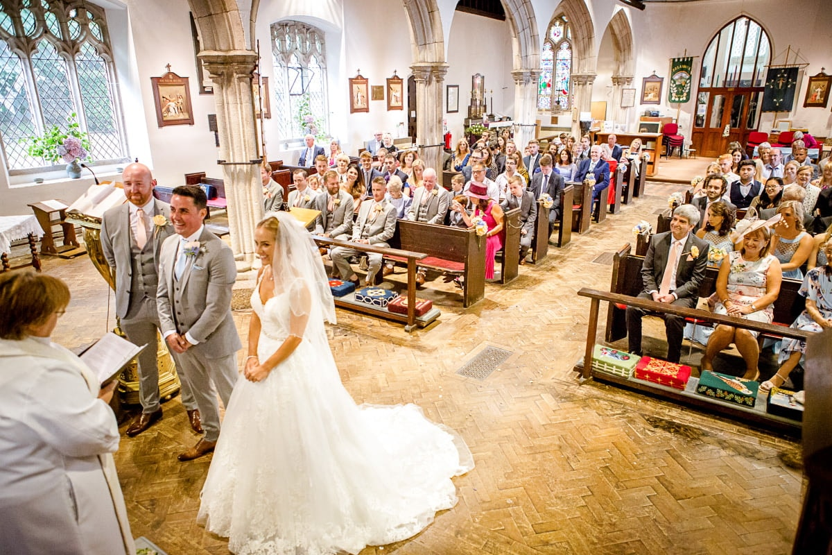 st agnes parish church wedding