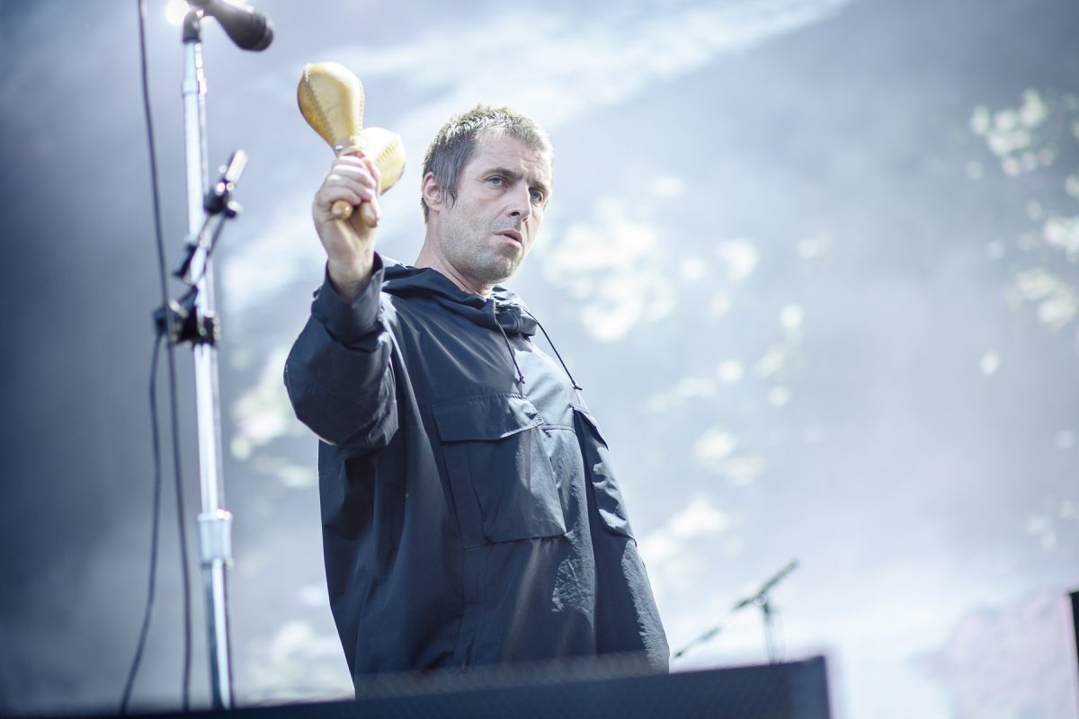 Liam Gallagher Eden Sessions