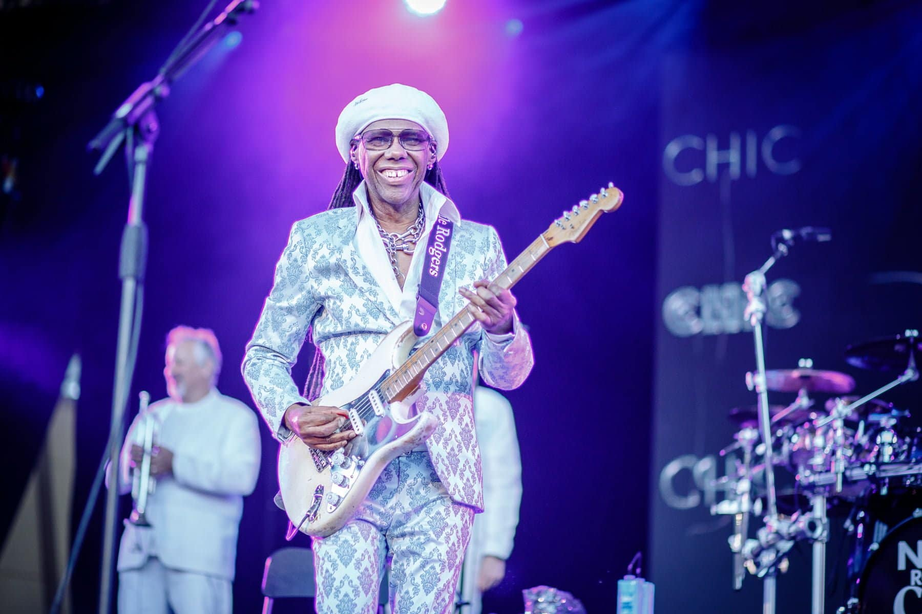 Nile Rodgers & CHIC Eden Sessions