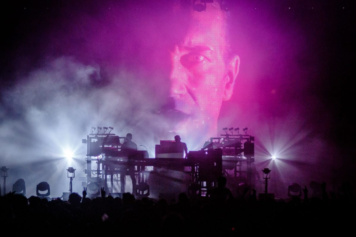 Chemical Brothers Eden Sessions