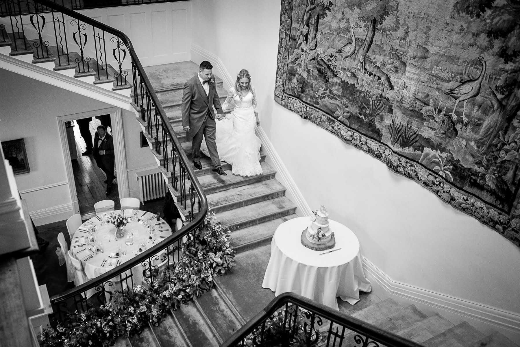 scorrier house wedding