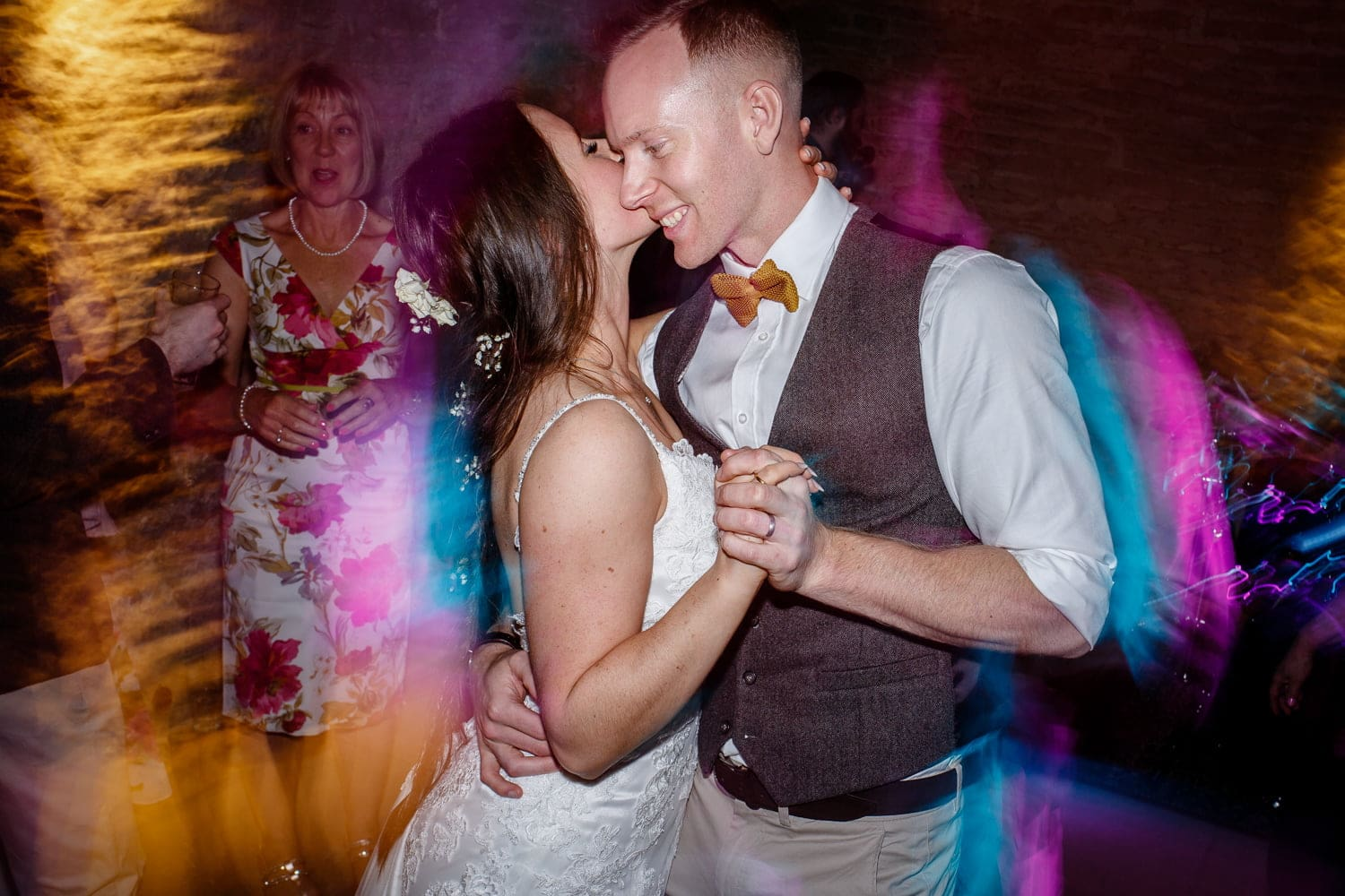 Stone Barn Wedding Dance