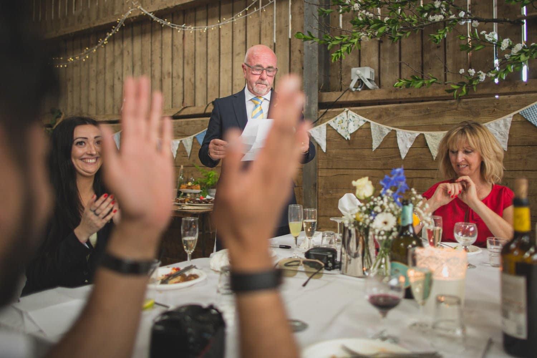Woodland Valley Farm Wedding