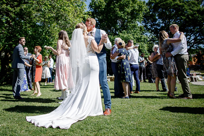 Chycara Wedding First Dance