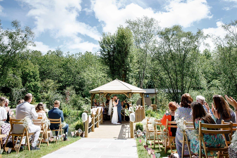 Chycara Wedding Cornwall