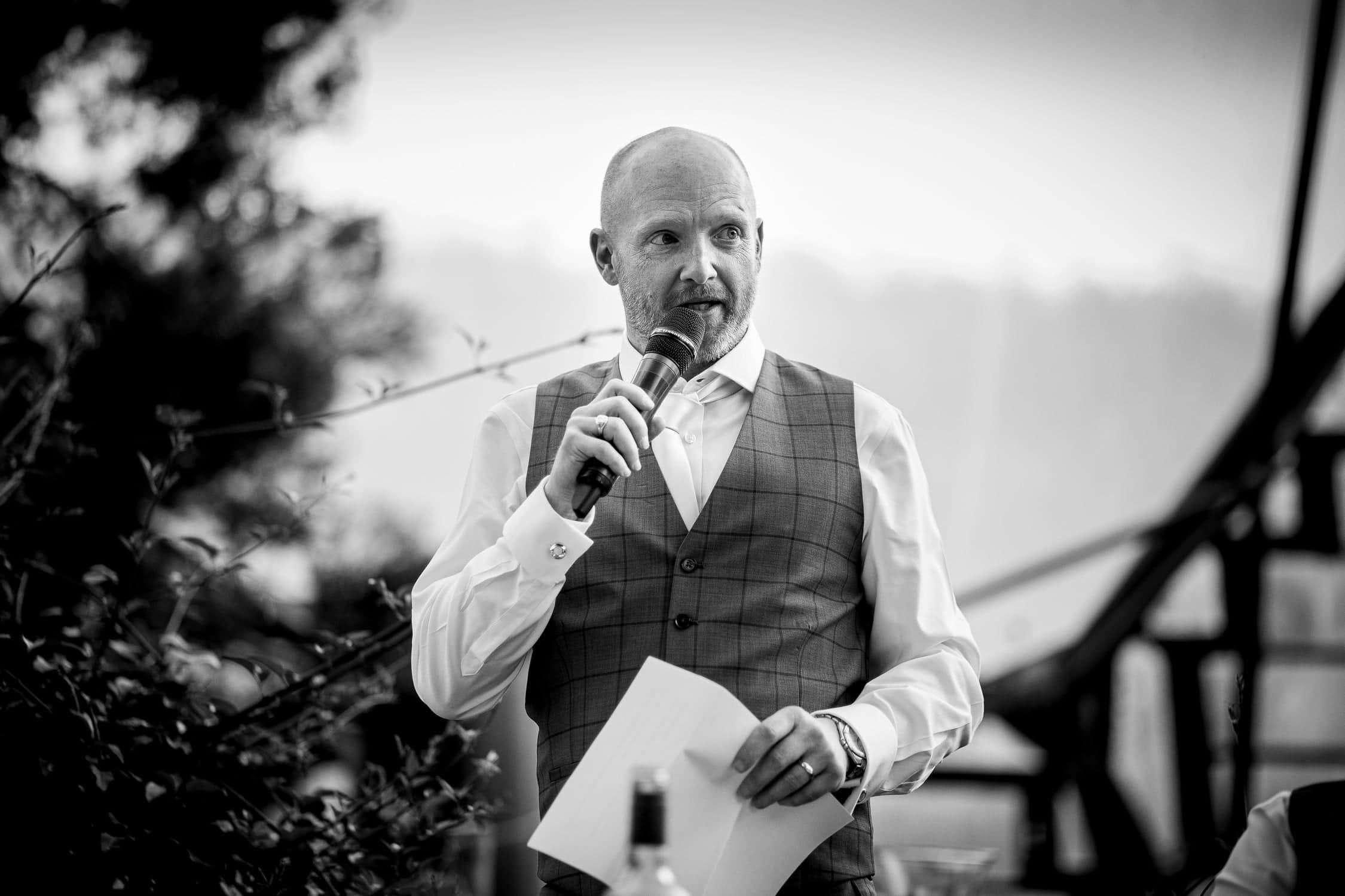 eden project wedding speeches