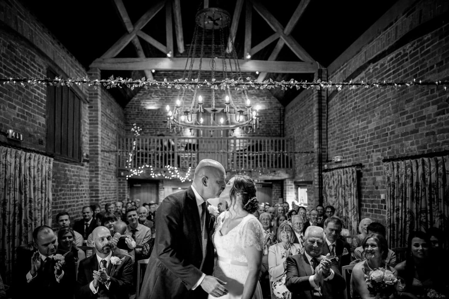 Curradine Barns Wedding Ceremony