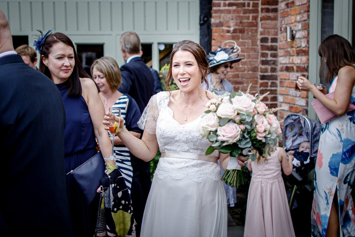 Curradine Barns Wedding Guests