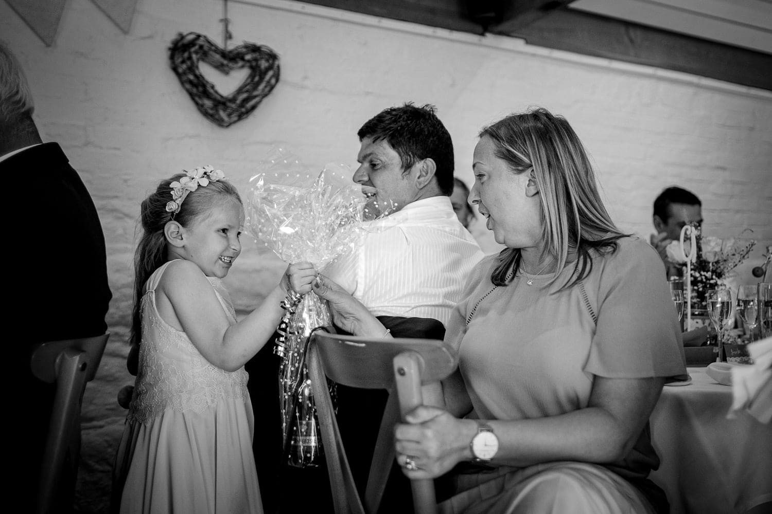 Curradine Barns Wedding Speeches