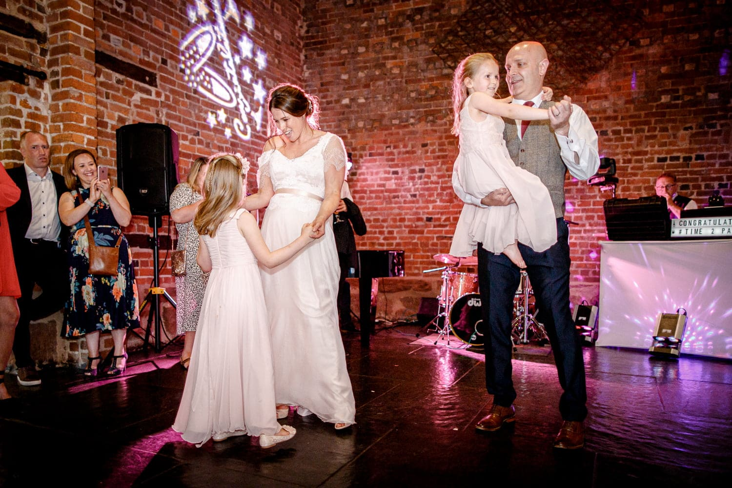 Curradine Barns First Dance