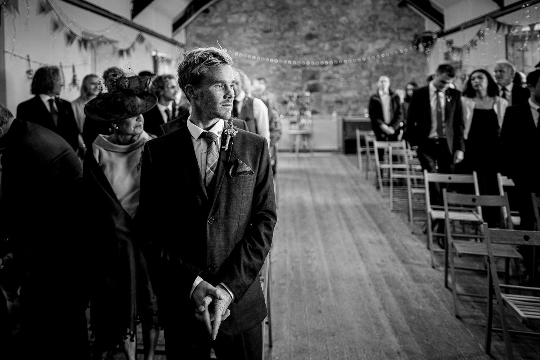 Sennen Cove Wedding
