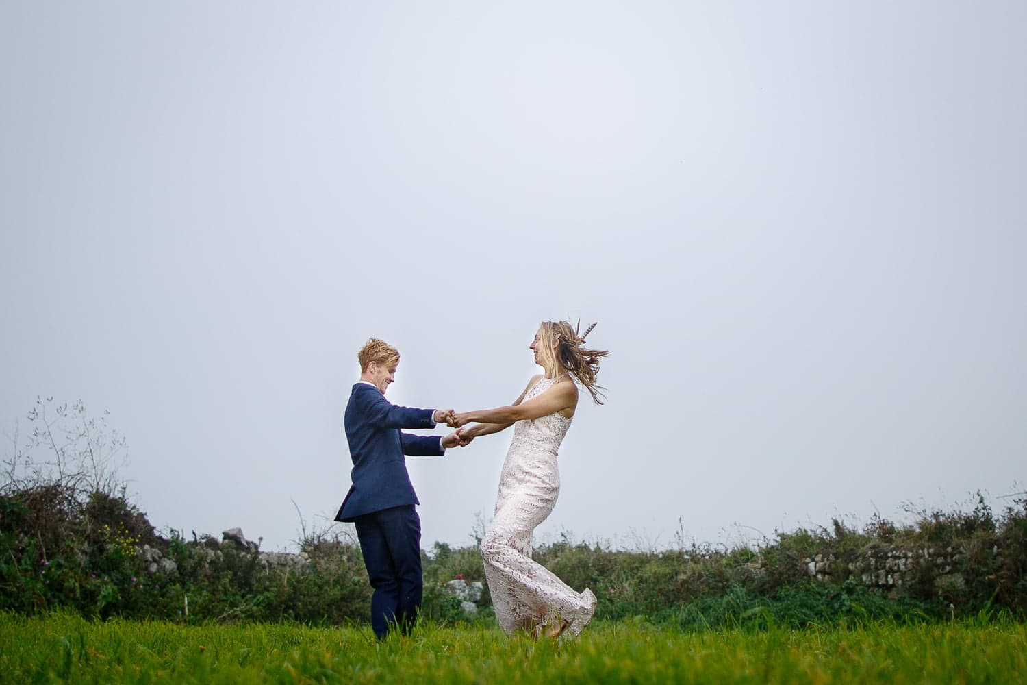 Sennen Cove Wedding