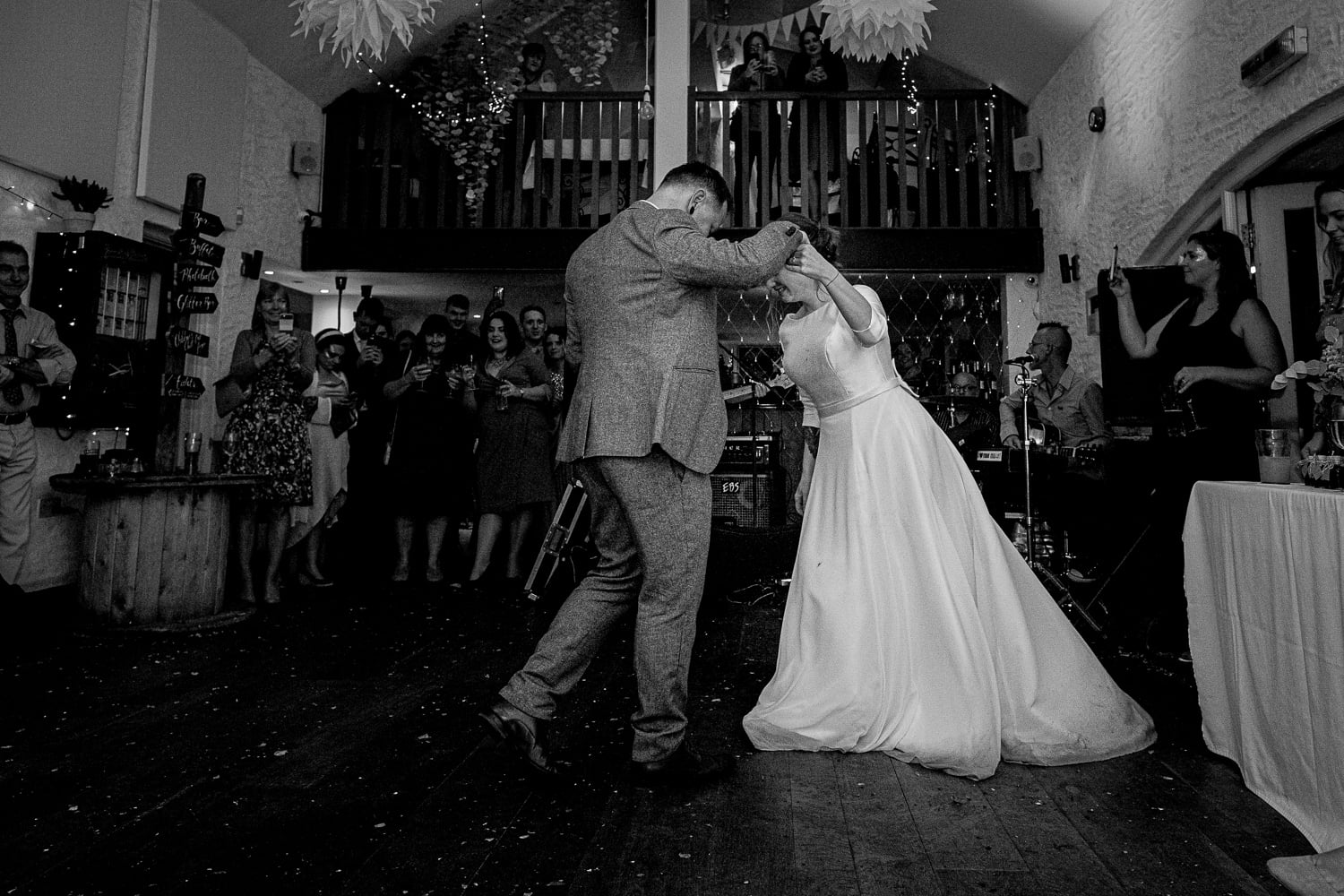 first dance cornwall