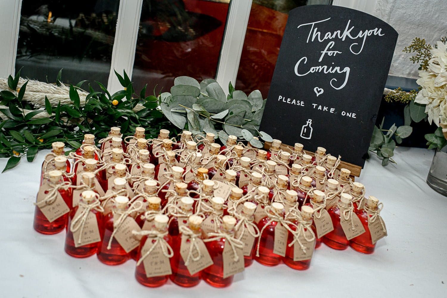 wedding favours cornwall