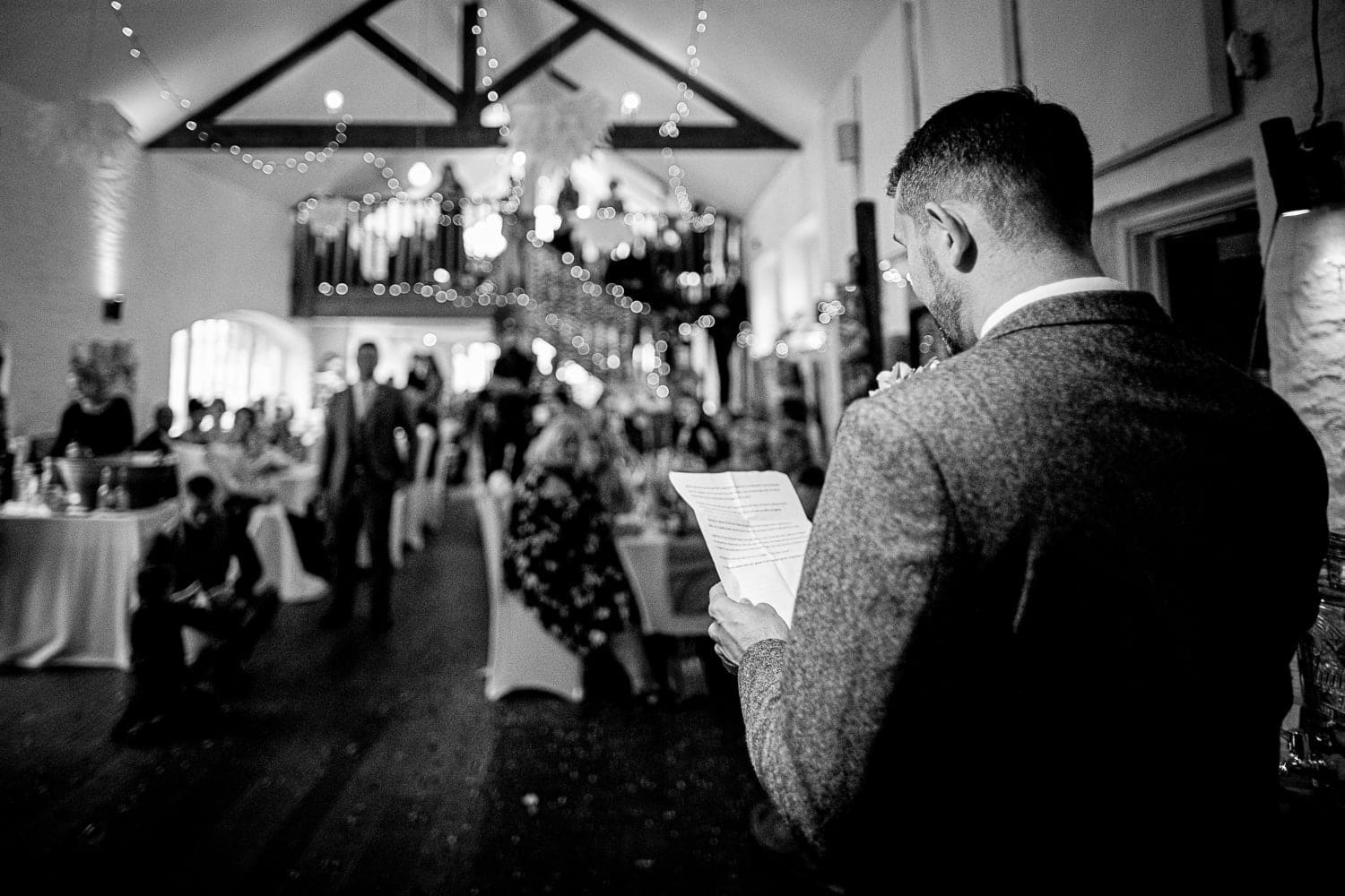 wedding speeches cornwall