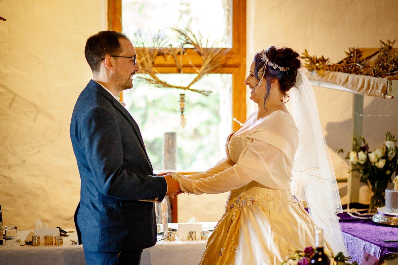 wedding ceremony cornwall