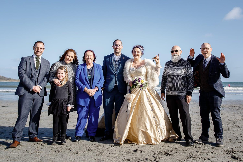 coverack wedding