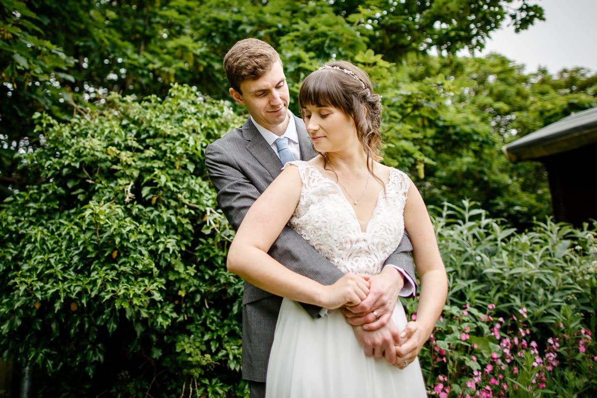 gwel an mor wedding | beth & james