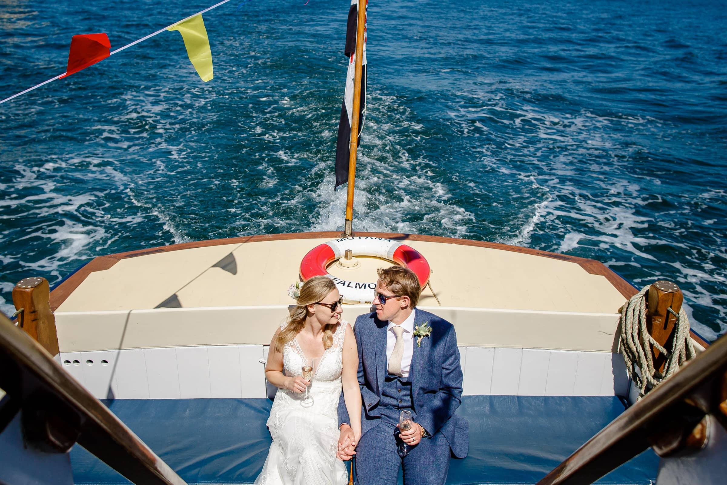 mylor wedding   joanne & oli